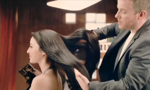 SUNSILK 'My New Hair'