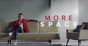 Toyota Sienta - more Space