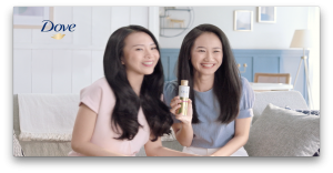 DOVE Super Shampoo